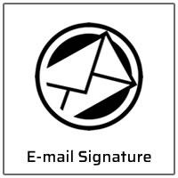 E-mail Signature
