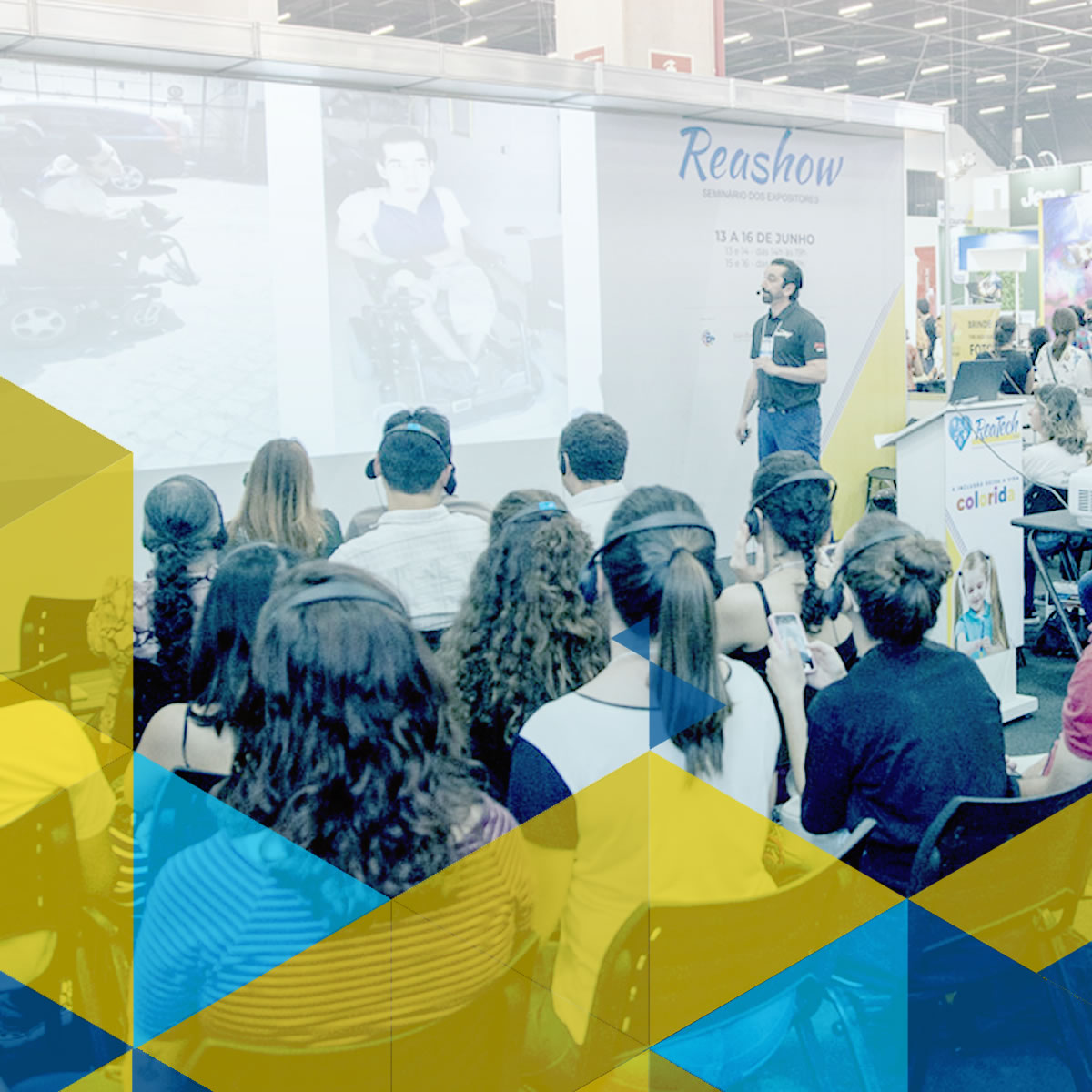 Cursos e Congressos - Reatech Brasil